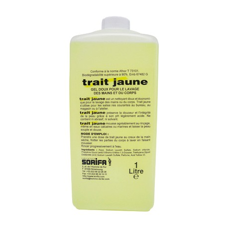 Trait Jaune