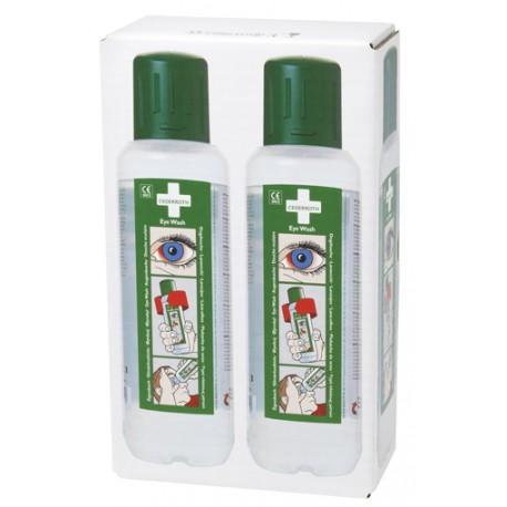 Douche oculaire Cederroth 2 X 500 ml
